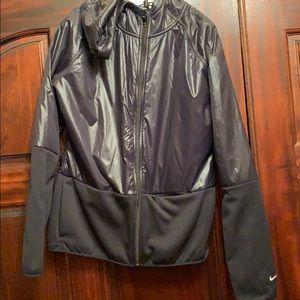 Nike hooded thermafit Jacket